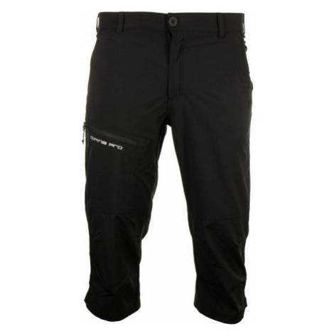 ALPINE PRO PALD black - Men's 3/4 length pants