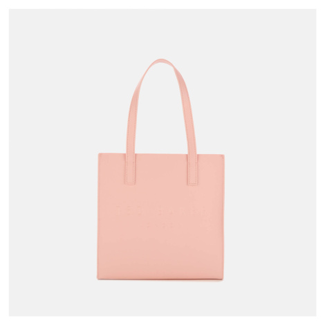 Ted Baker Women's Seacon Crosshatch Small Icon Bag - Pale Pink