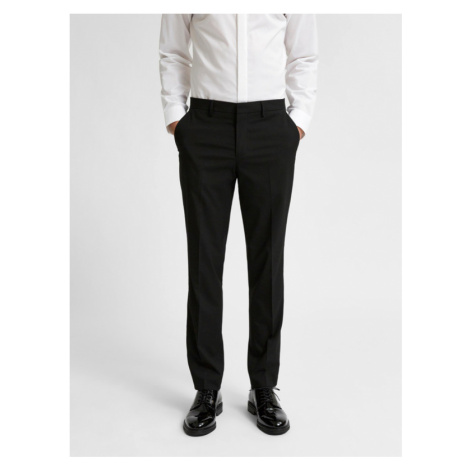 Selected Homme Mylologan Trousers Black