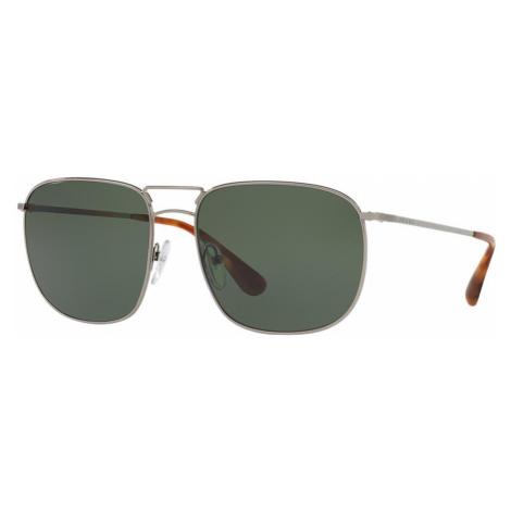 Prada Man PR 52TS - Frame color: Gunmetal, Lens color: Green, Size 60-18/140