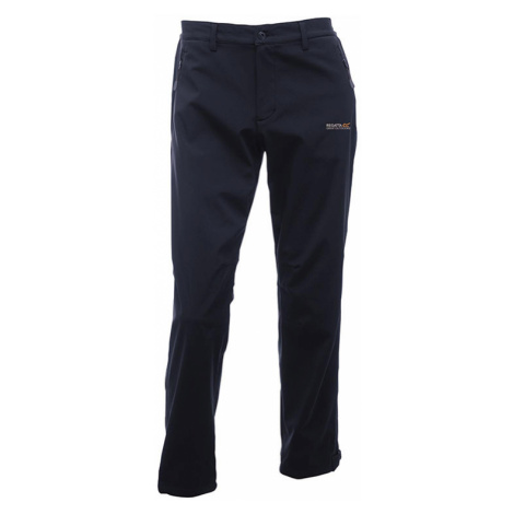 Regatta Mens Geo II Softshell Trousers - Black - 42S