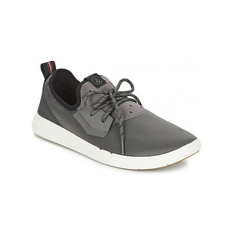 Volcom DRAFT SHOE men's Shoes (Trainers) in Grey