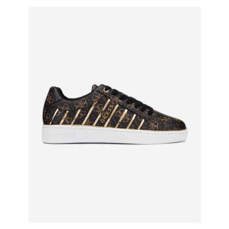 Guess Bolier Sneakers Brown
