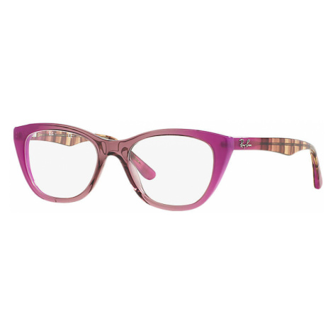 Ray-Ban Rb5322 Women Optical Lenses: Multicolor, Frame: Multicolor - RB5322 5489 51-18