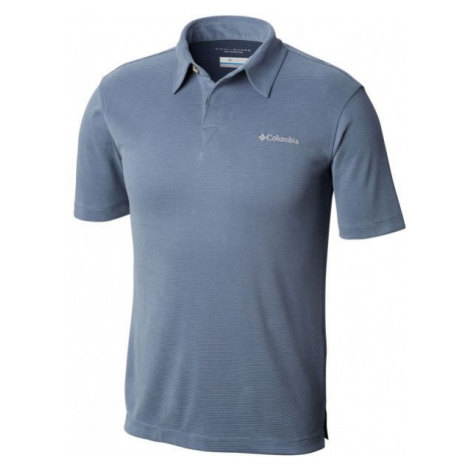 Columbia SUN RIDGE POLO blue - Men's polo shirt