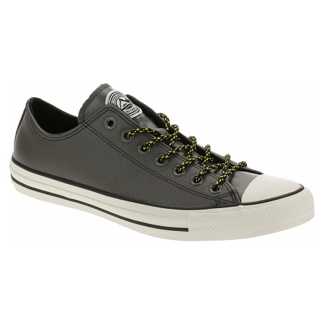 shoes Converse Chuck Taylor All Star Archival OX - 165961/Carbon Gray/Vivid Sulfur/Egret