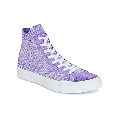 Converse CHUCK TAYLOR ALL STAR NIKE FLYKNIT FLYKNIT MULTI HI FLYKNIT MULT men's Shoes (High-top