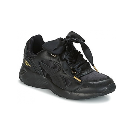 Puma PREVAIL HEART SATIN women's Shoes (Trainers) in Black