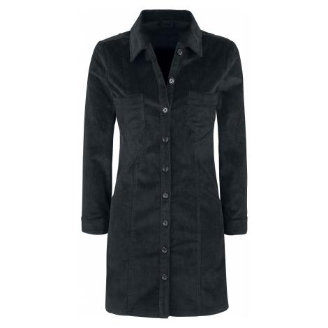 Forplay - Cord Dress - Dress - black