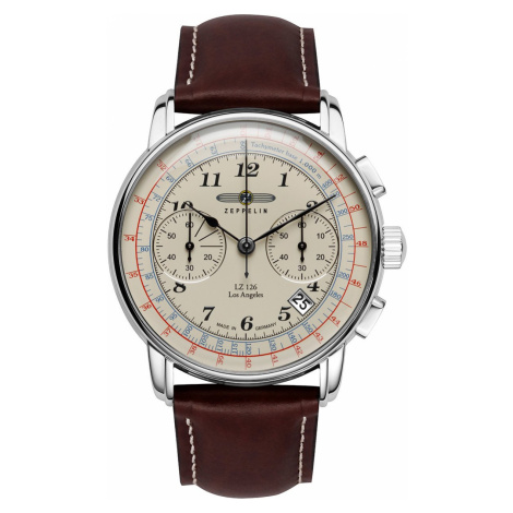 Zeppelin Watch LZ126 Los Angeles Mens