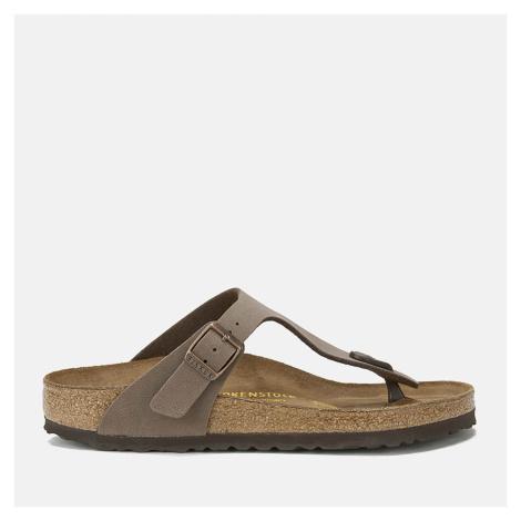 Birkenstock Women's Gizeh Toe-Post Sandals - Mocha - EU 42/UK