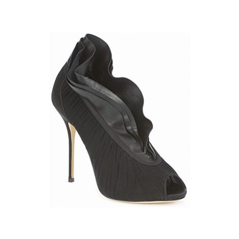 Casadei 8066N126 women's Court Shoes in Black