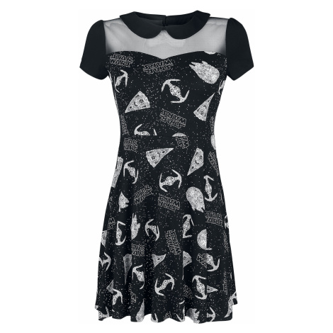 Star Wars - Star Ships - Dress - black
