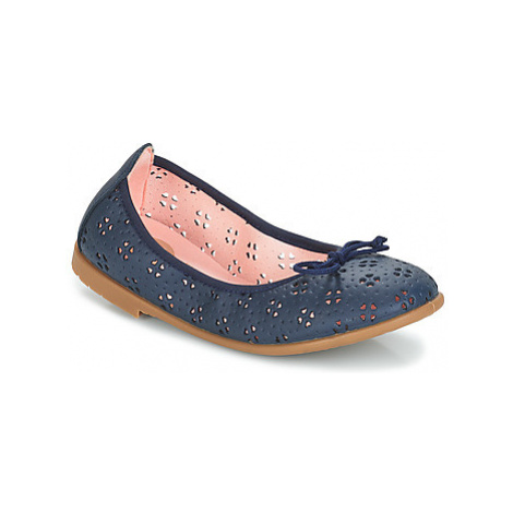 Gioseppo ASTRACAN girls's Children's Shoes (Pumps / Ballerinas) in Blue