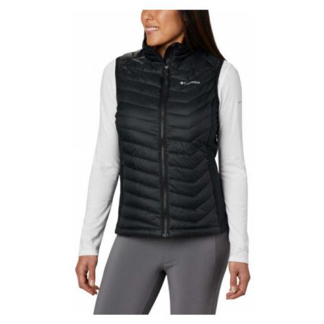 Columbia POWDER PASS VEST black - Women's vest