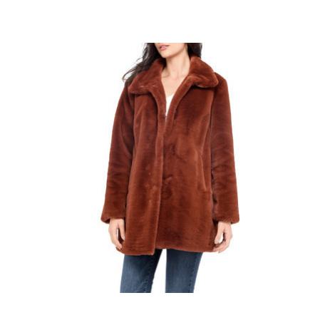 Oakwood long sleeve jacket women's Coat in Red