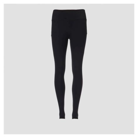 MP Women's Power Classic & Mesh Leggings - Black/Black (2 Pack) Myprotein