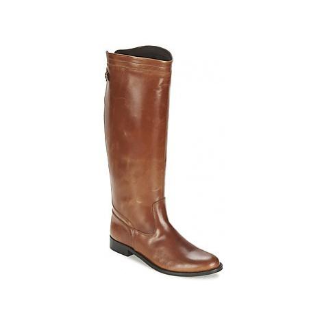 Jonak BATURINGI women's High Boots in Brown