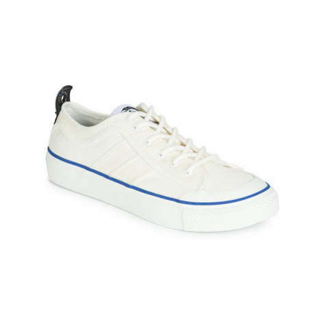 Diesel S-ASTICO LC LOGO men's Shoes (Trainers) in White