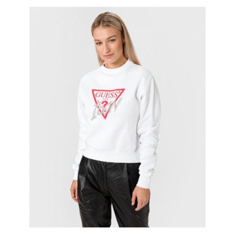 Guess Icon Sweatshirt White