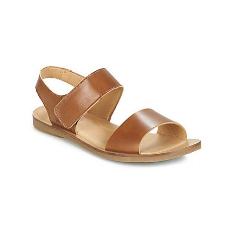 El Naturalista TULIP women's Sandals in Brown