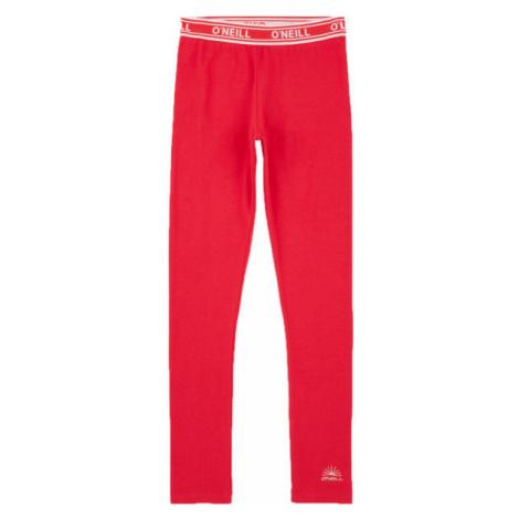 O'Neill LG LEGGING red - Girl's leggings
