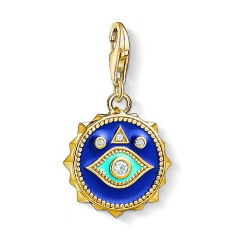 Thomas Sabo Blue Nazar Eye Charm