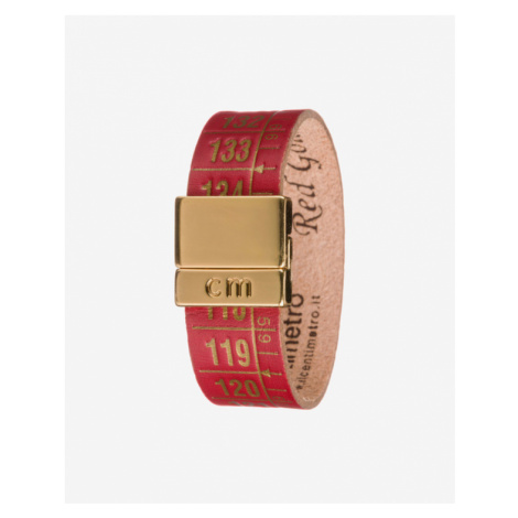 Il Centimetro Red Gold Bracelet Red