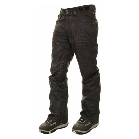 pants Nugget Charge 4 - F/Grid Black - men´s
