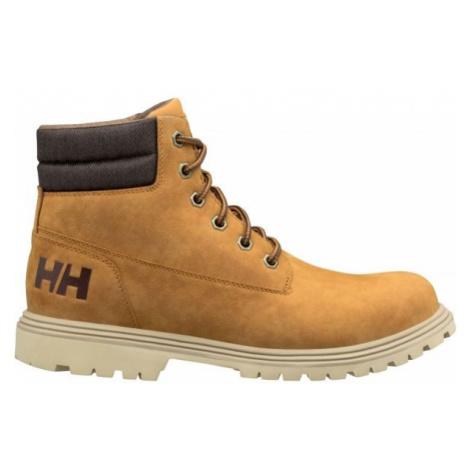 Helly Hansen FREMONT brown - Men's winter shoes