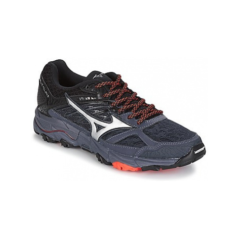 Mizuno WAVE MUJIN 5 women's Running Trainers in Black