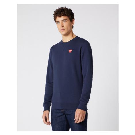 Wrangler Sweatshirt Blue