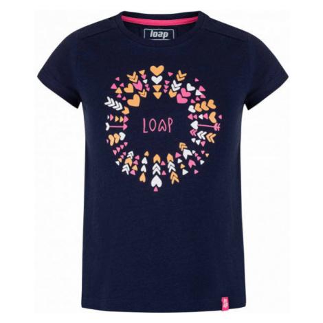 Loap BARIE black - Girls' T-shirt