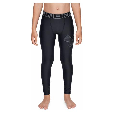 Under Armour HeatGear® Kids leggings Black