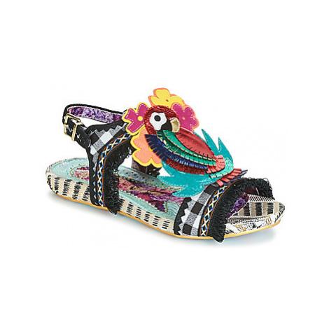 Irregular Choice JOLI POLLY women's Sandals in Black