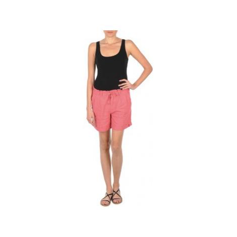 Esprit 033CC1C003 women's Shorts in Pink