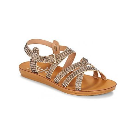 Wildflower REGUERA women's Sandals in Gold