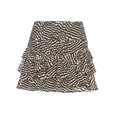 Ikks BP27175-02 women's Skirt in Multicolour