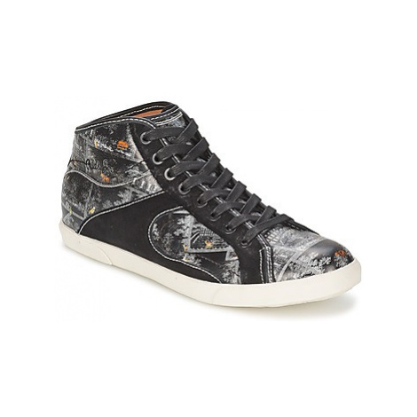 Paul Joe Sister STENFORD women's Shoes (High-top Trainers) in Black Paul & Joe