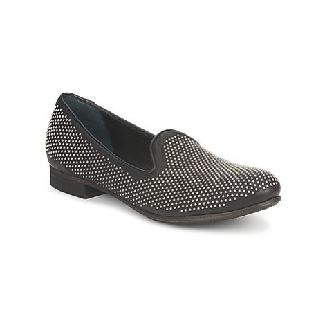 Strategia CLOUPI women's Loafers / Casual Shoes in Black