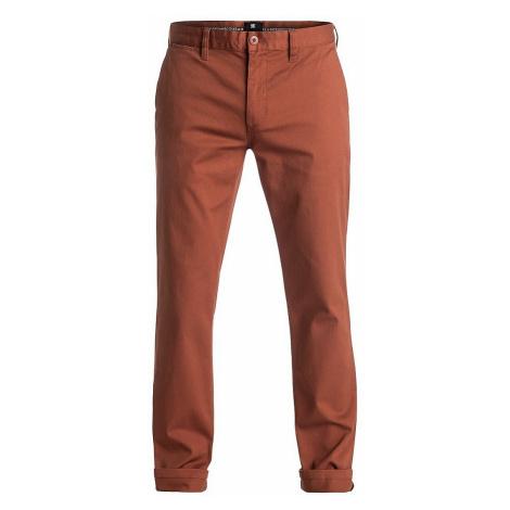 pants DC Worker Slim Chino - CQE0/Ginger Bread