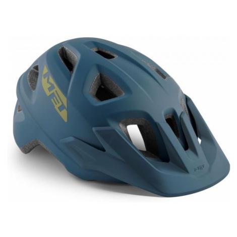 Met ECHO blue - Cycling helmet