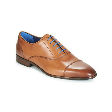 Azzaro RAELAN men's Smart / Formal Shoes in Brown