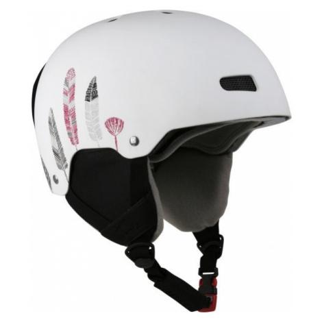 O'Neill KIDS white - Kids' ski helmet