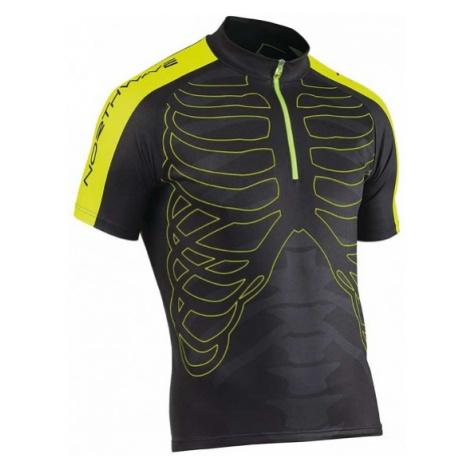 Northwave SKELETON JERSEY black - Cycling jersey North Wave