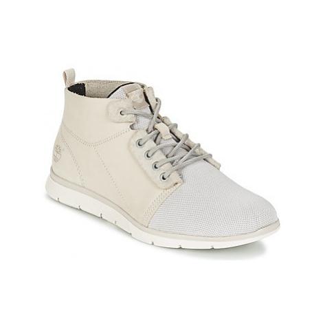 Timberland KILLINGTON CHUKKA women's Shoes (High-top Trainers) in White