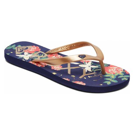 flip flops Roxy Tahiti VI - NA4/Navy - women´s