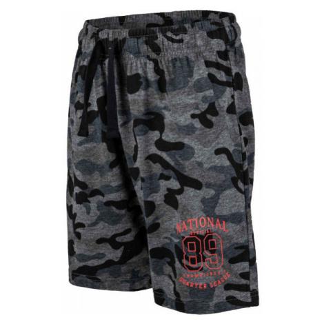 Lewro ORESTES dark gray - Boys' shorts