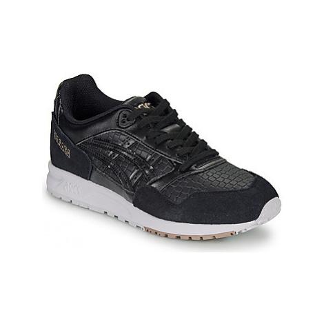 Asics GELSAGA women's Shoes (Trainers) in Black