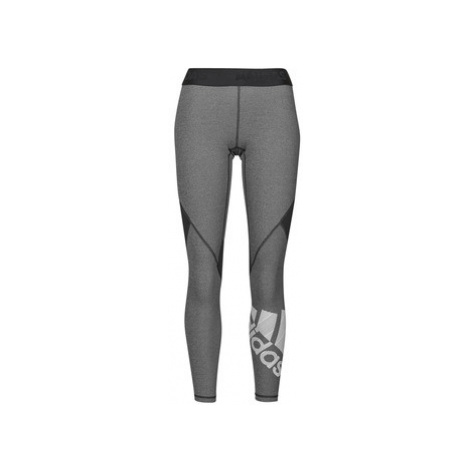 Adidas ASK L BOS T women's Tights in Grey